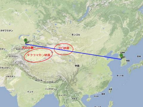 の場合はクリックすると拡大 ... : 日本地図 空港 : 日本